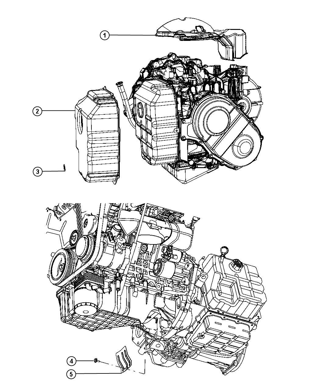 Chrysler 200 Shield Transmission Vehicles Used
