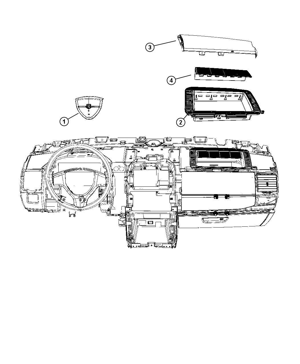 Dodge Grand Caravan Radio Wiring Diagram