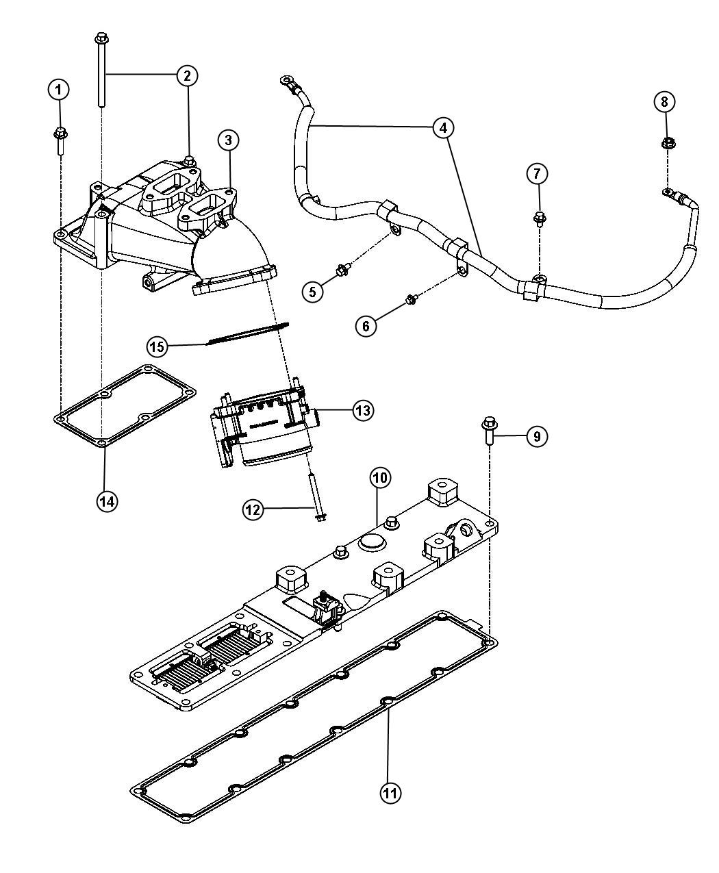 Dodge Ram Wiring Air Intake Heater Export