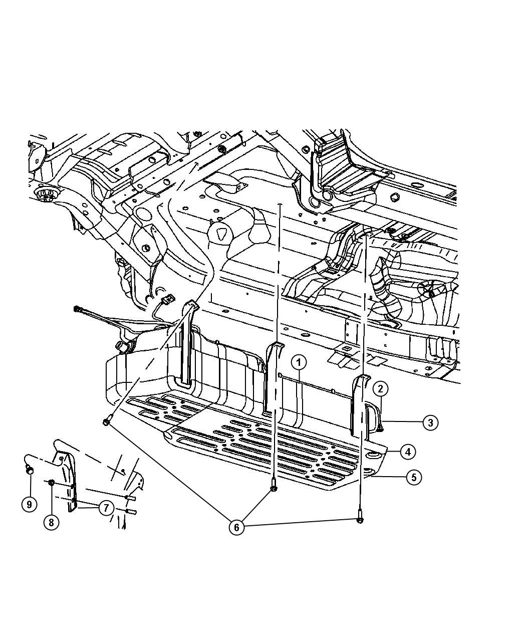 Jeep Grand Cherokee Tube Fuel Module To Supply Line