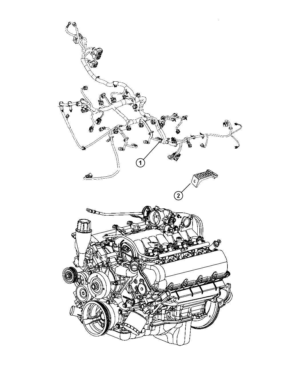 Dodge Ram Wiring Engine Dh5