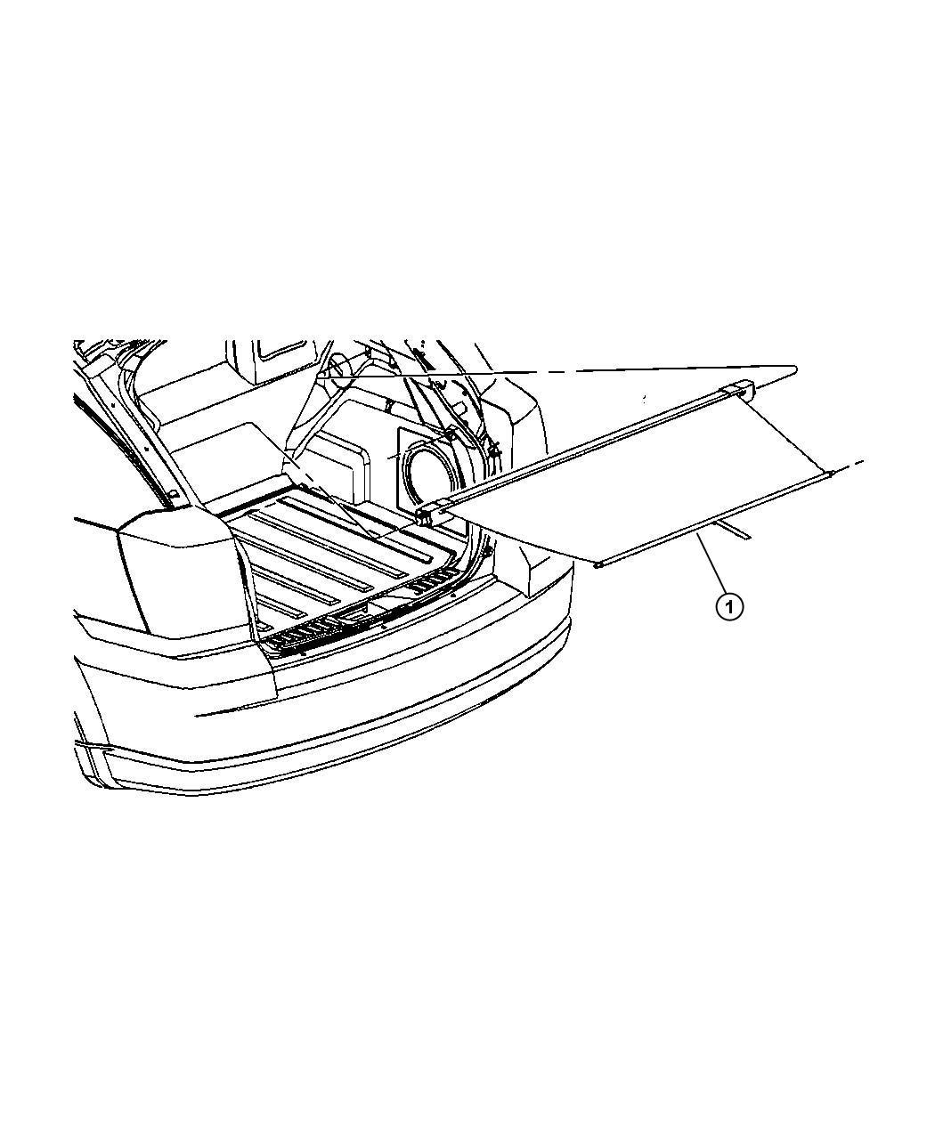 Dodge Caliber Cover Tonneau Dv V3 Trim All Trim Codes Color Dark Slate