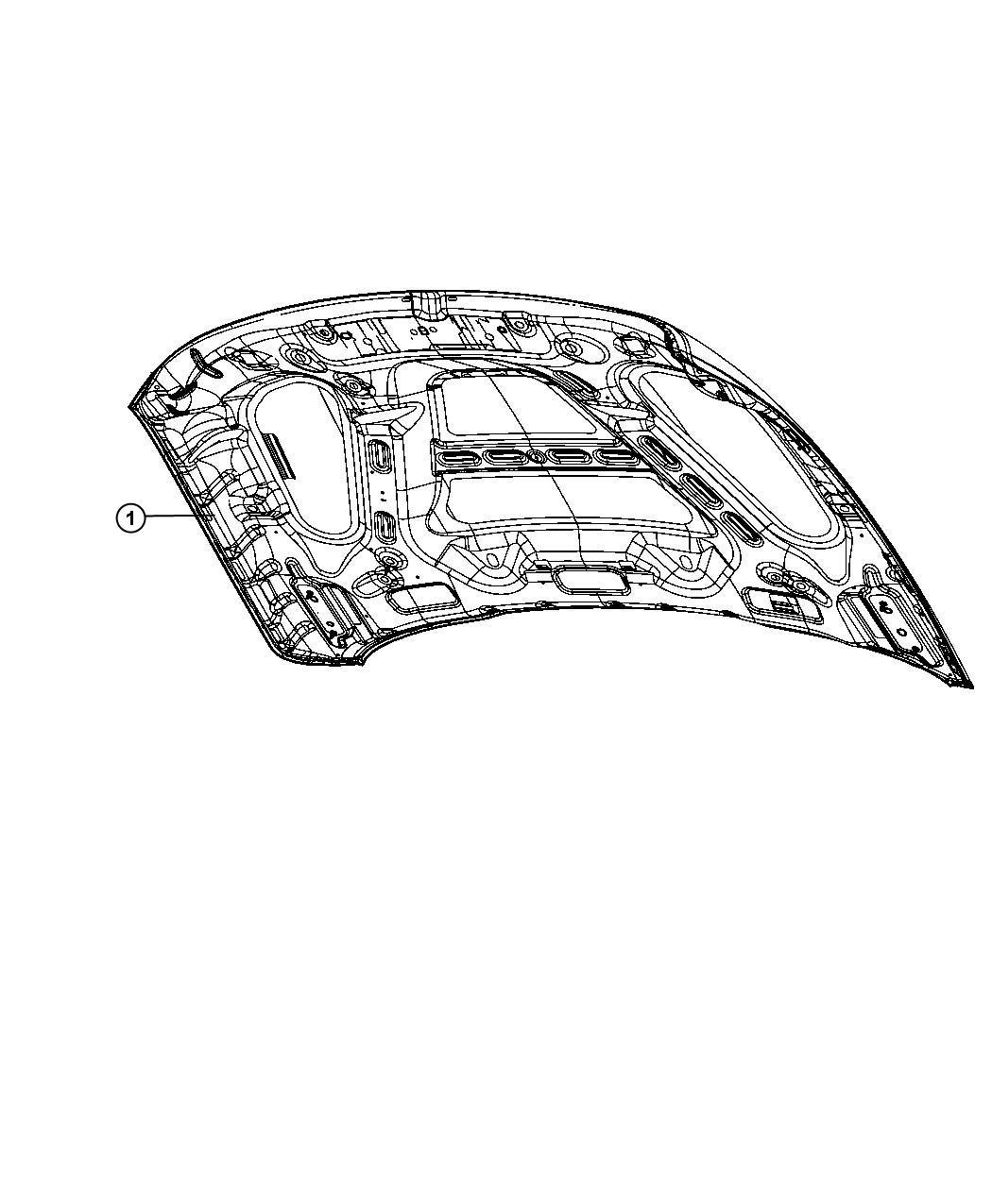 Dodge Ram Label Vehicle Emission Control Information