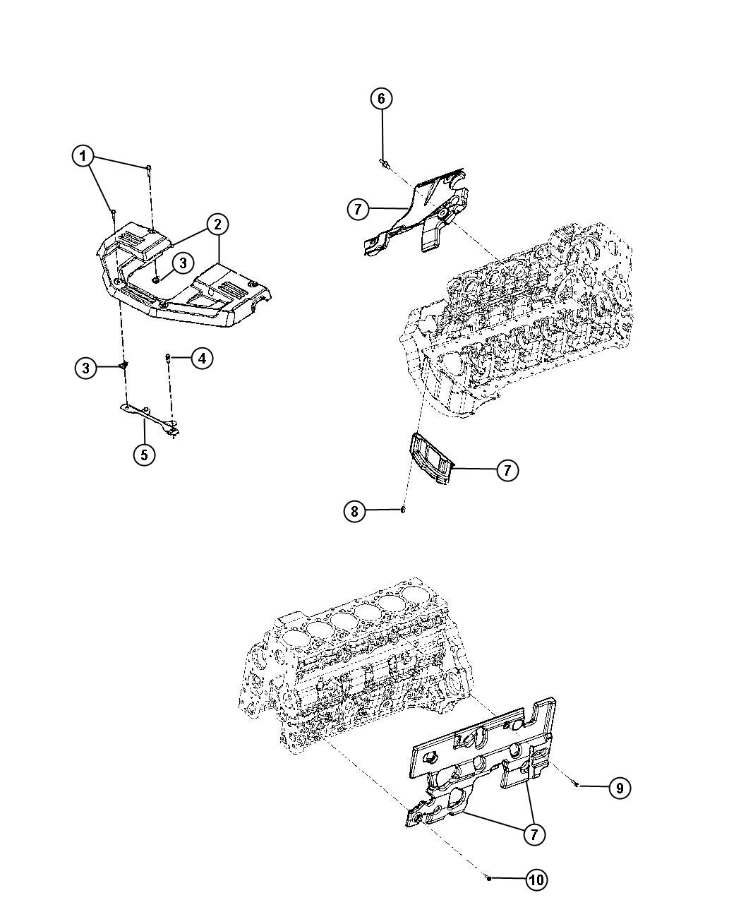 Dodge Ram Panel Noise Rear Emissions State