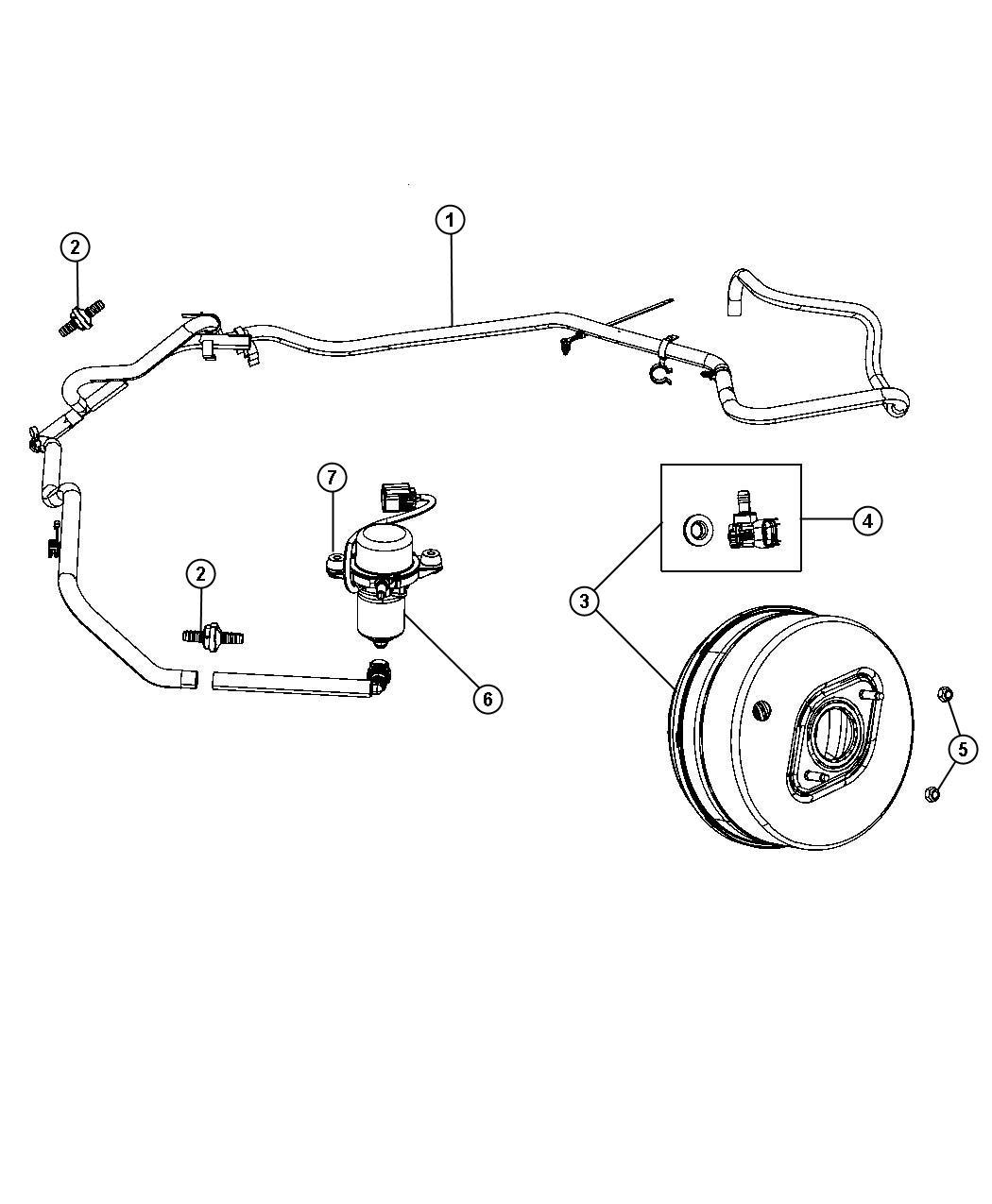 Diagram Grand Cherokee Vacuum Hose Diagram Full Version