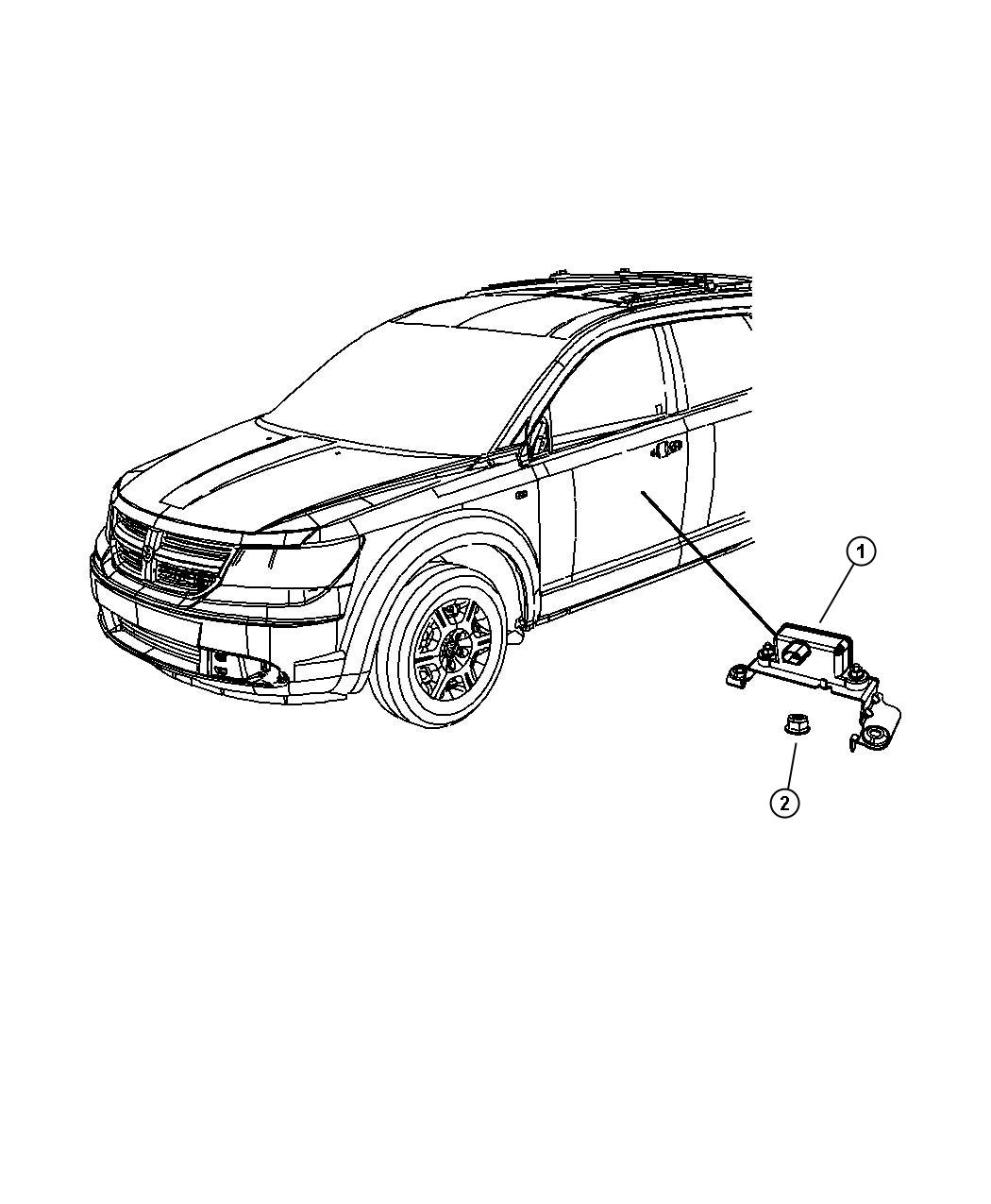 Dodge Diagrams Dodge Journey Thermostat Location
