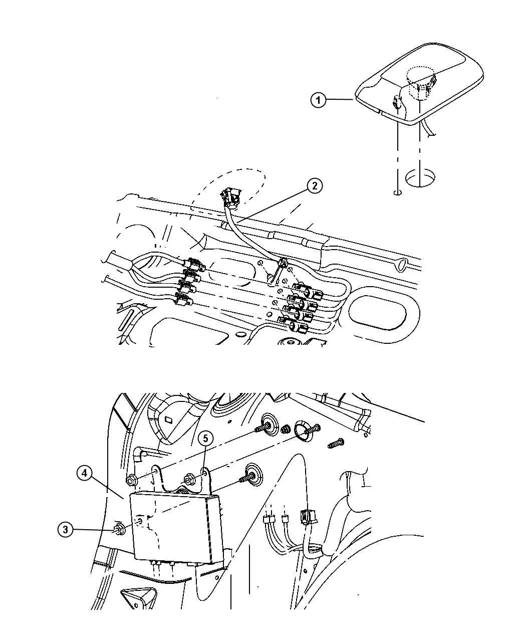 dodge ram satellite radio diagram wiring diagram database dodge magnum bracket radio satellite video receiver