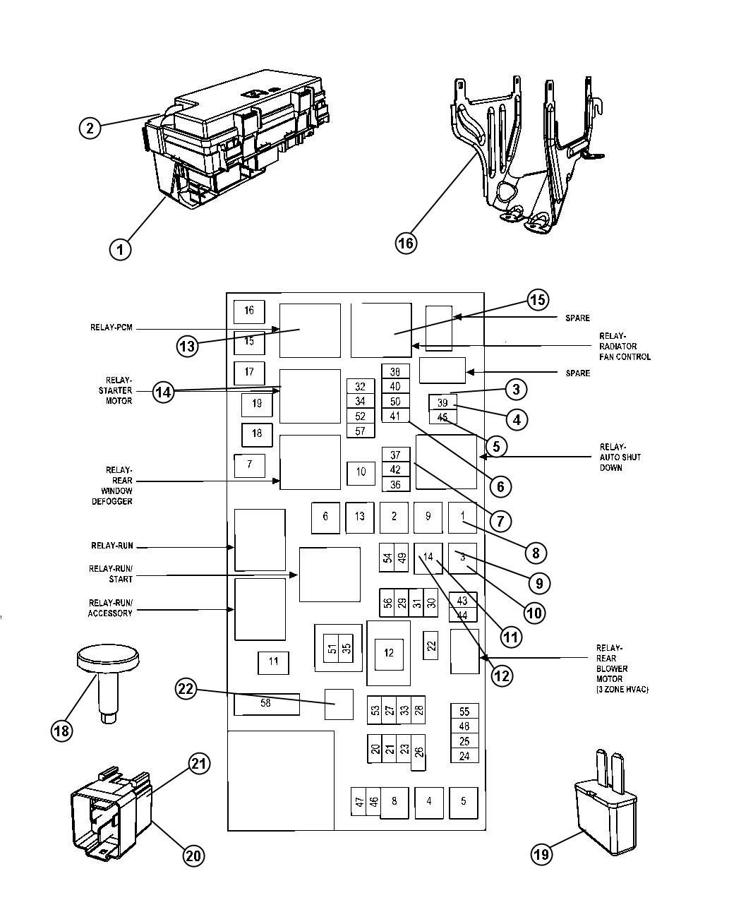 Chrysler Town Amp Country Module Totally Integrated
