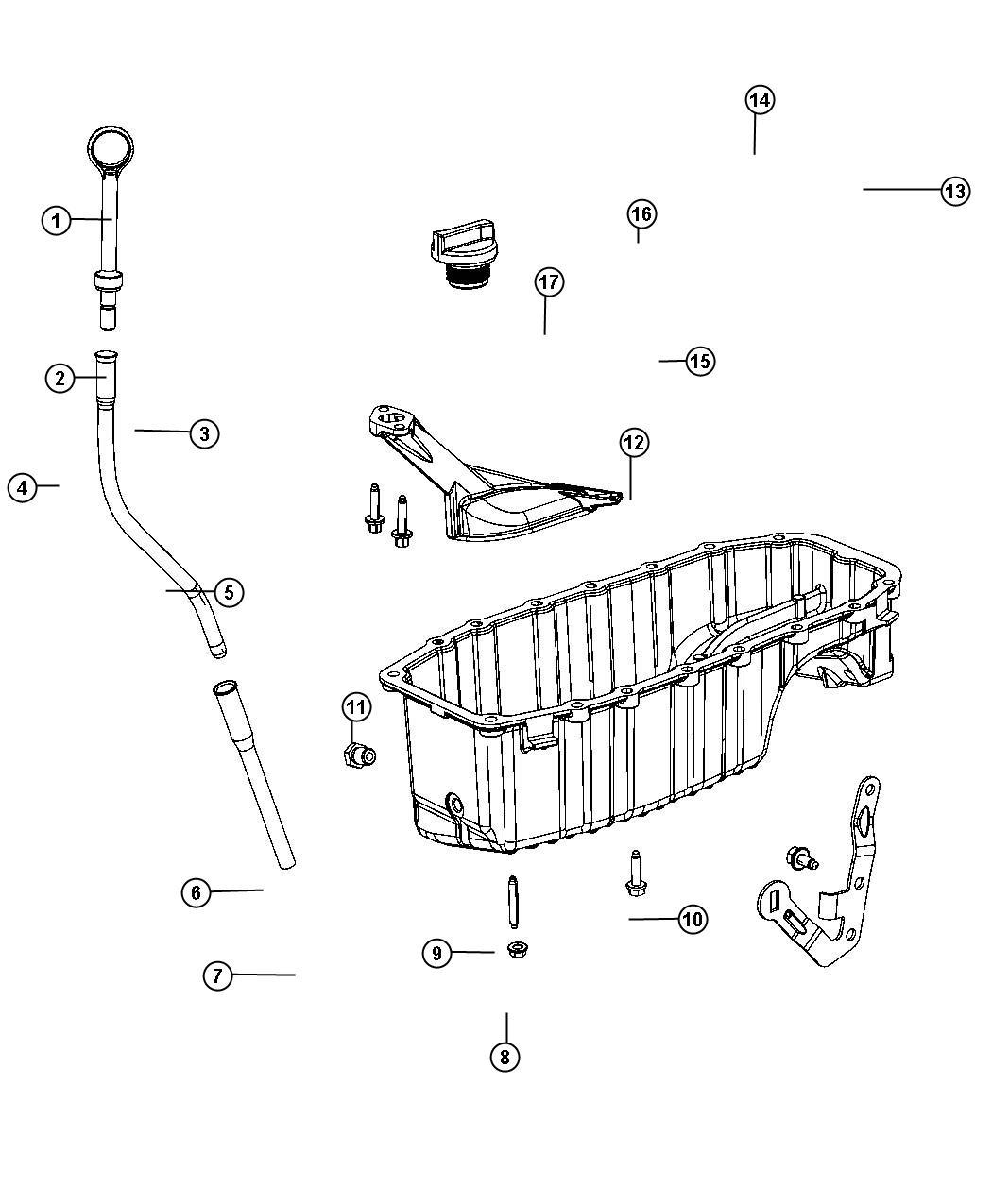 Dodge Dart Pan Engine Oil Engine Oil Viscosity