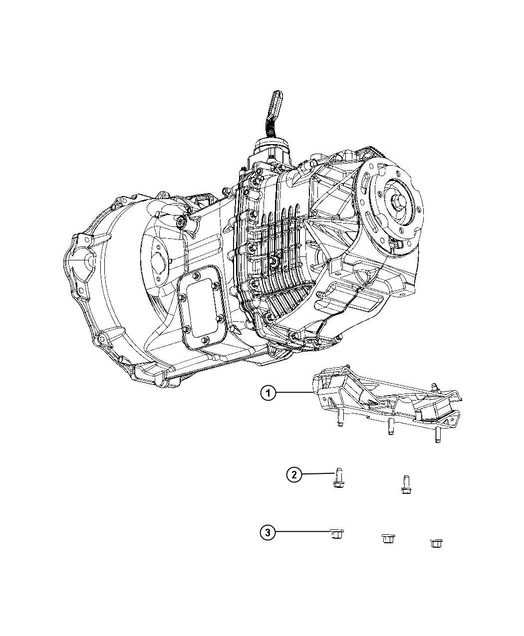Dodge Ram Used For Bracket And Insulator