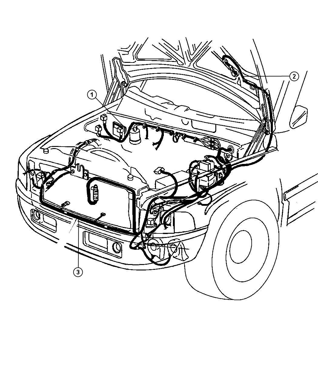 Dodge Ram Wiring Dash Reduction Catalytic