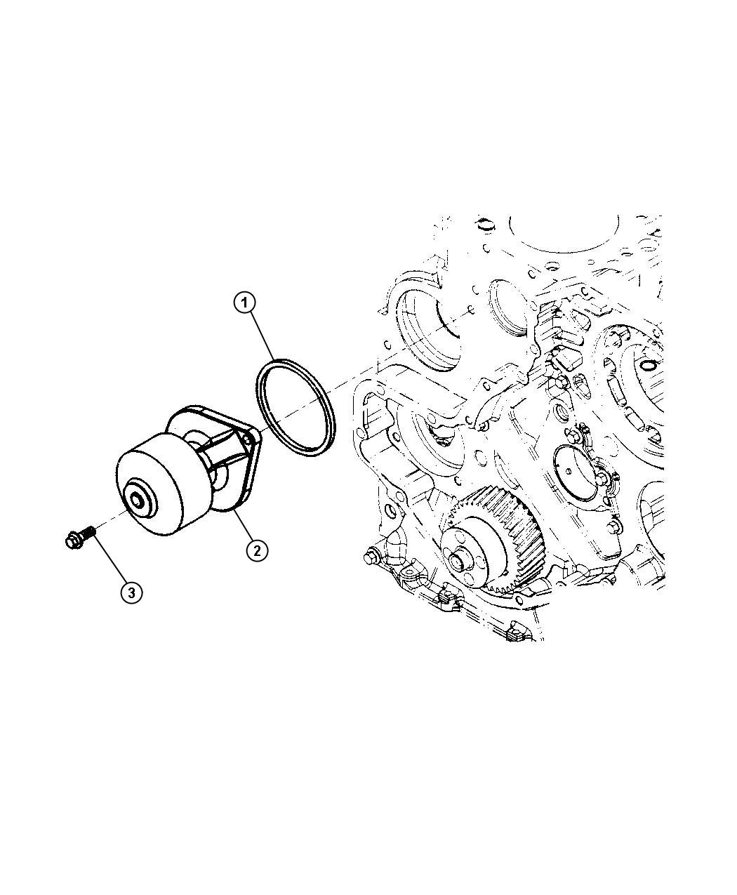 Dodge Ram Pump Water Emissions State