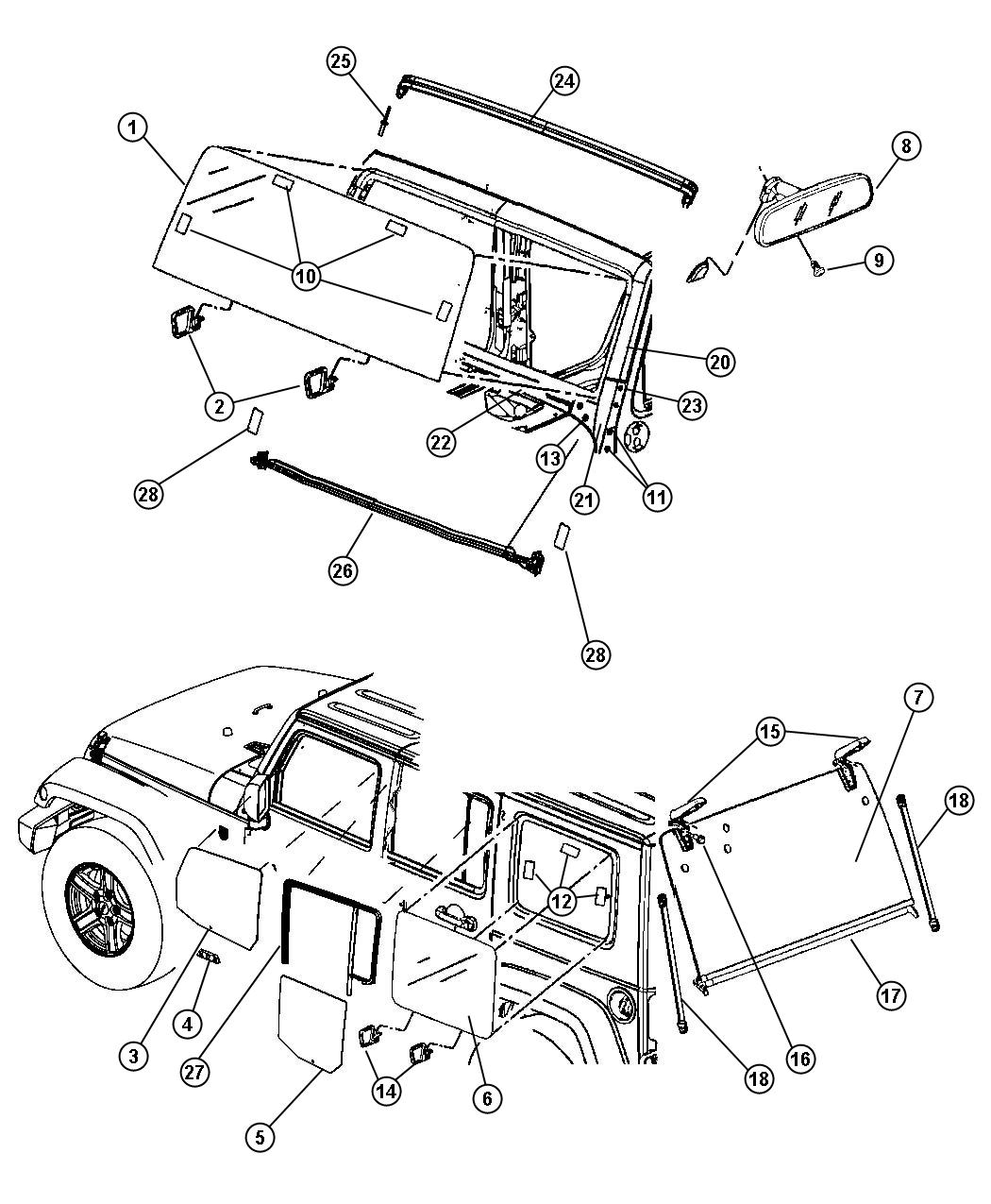 Jeep Wrangler Maintenance