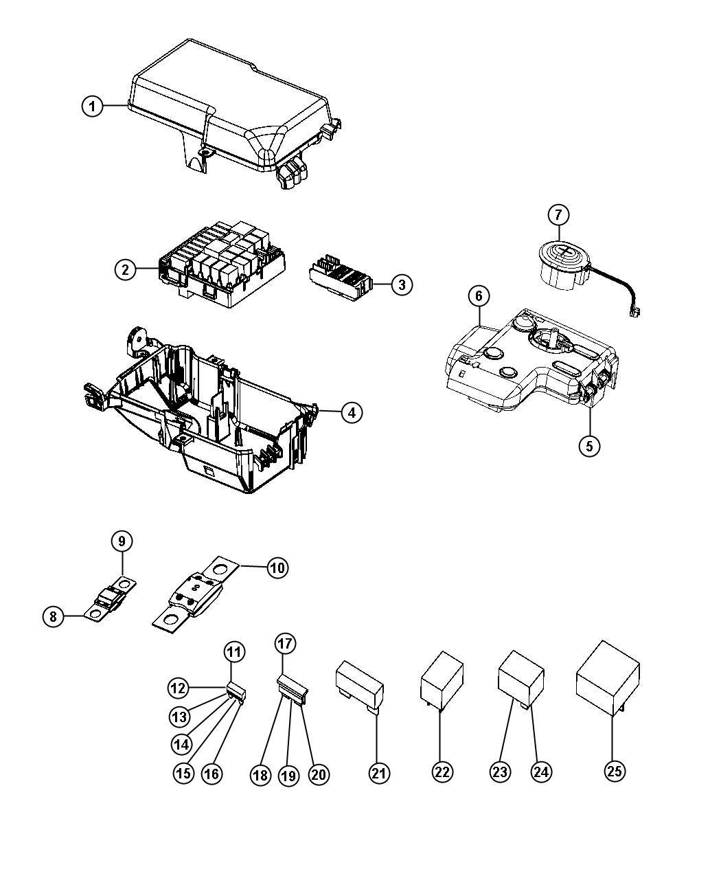 Wiring Diagram 34 Dodge Dart Fuse Box Diagram