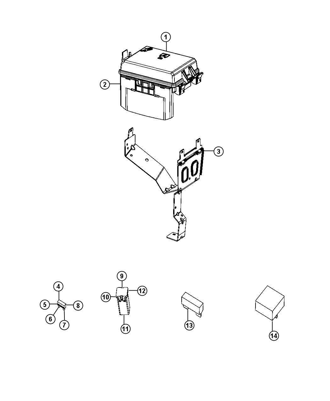 Dodge Magnum Diode Mini Mini Diode Mini Diode Power Monitoring Pressure