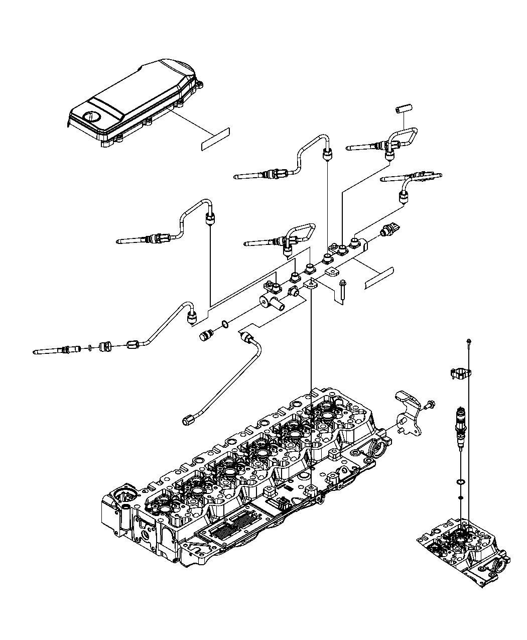 Ram Manifold Fuel