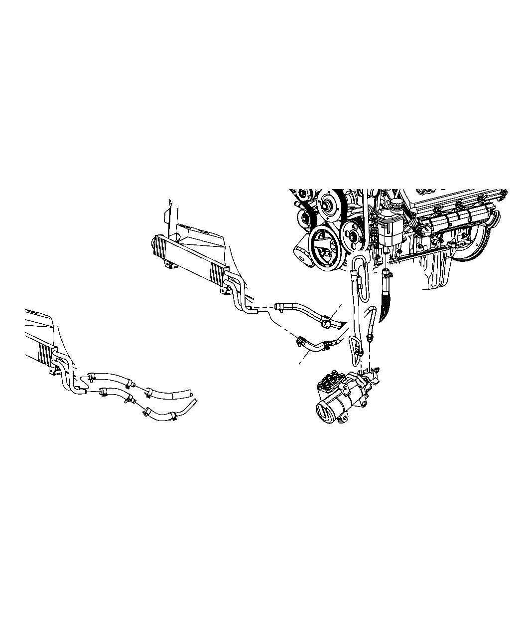 Ram Cooler Power Steering