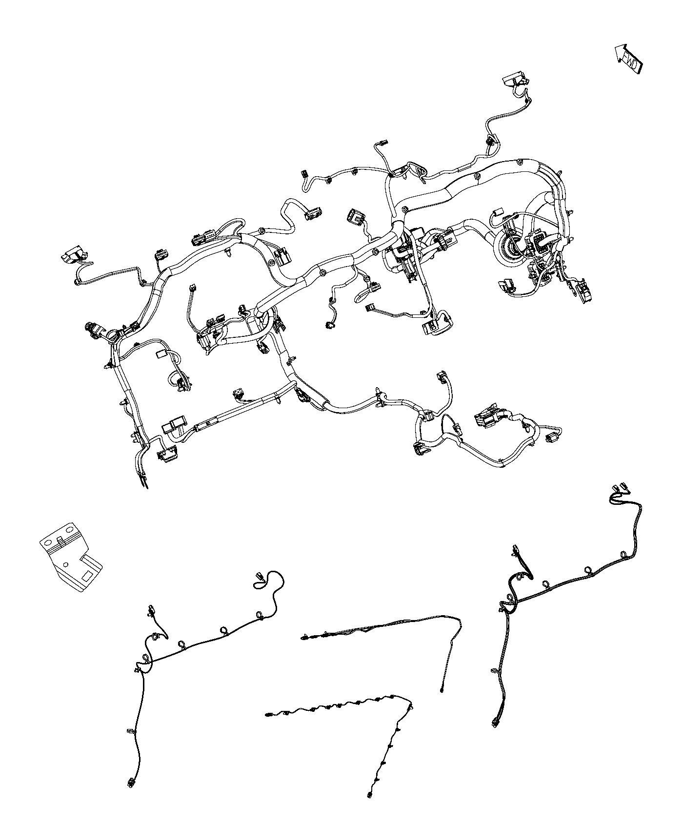 Ram Wiring Jumper Module Electronic Vsim
