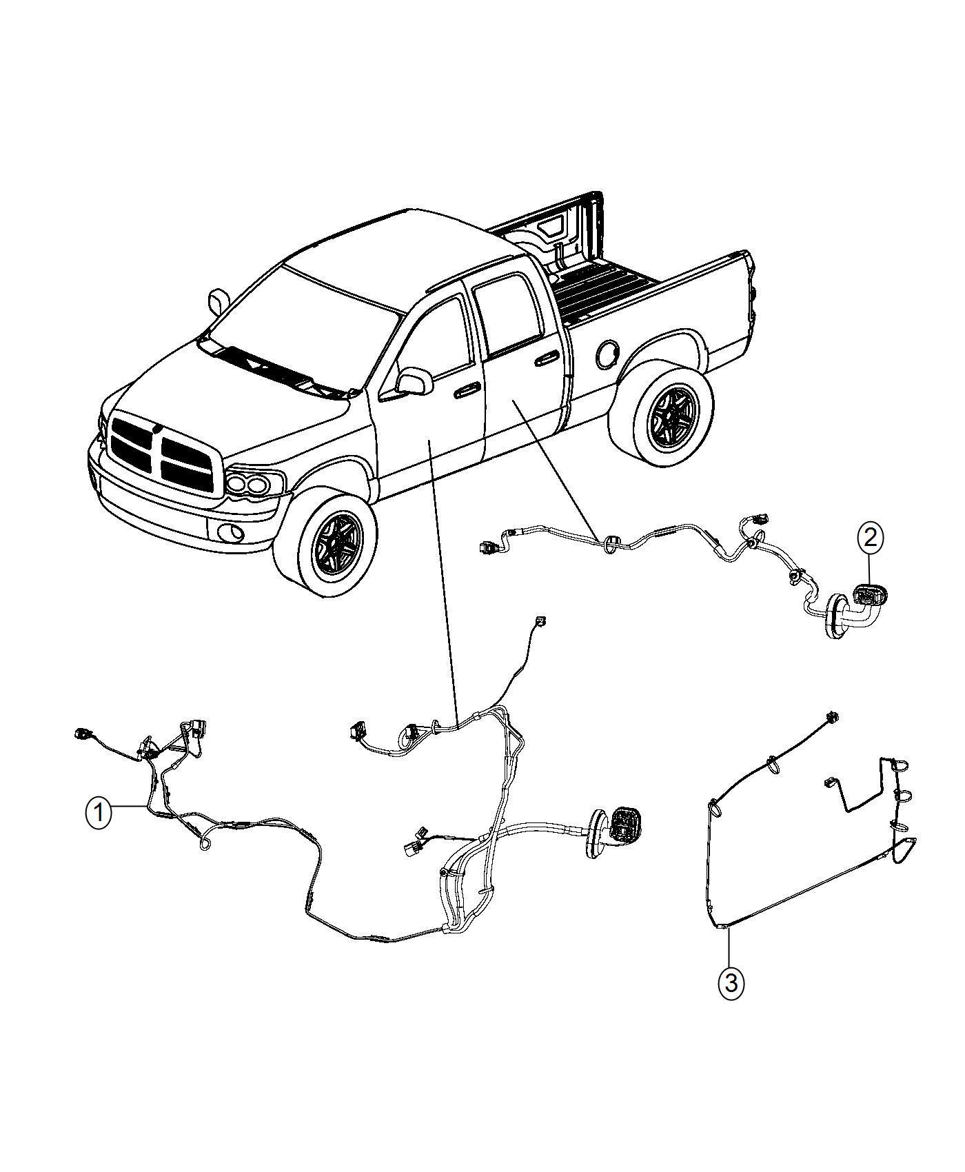 Dodge Ram Remote Start Wiring Diagram