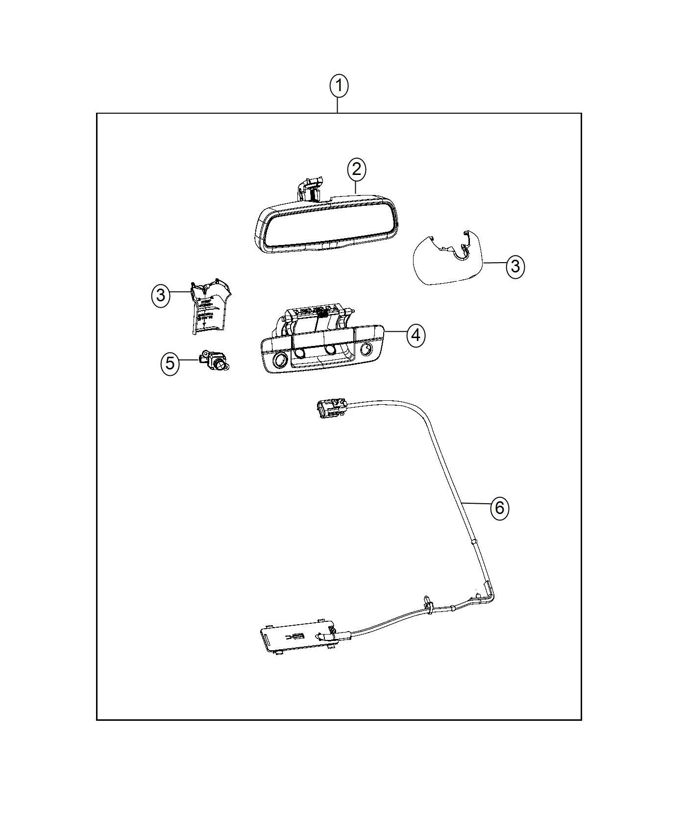 Ram Wiring Tailgate