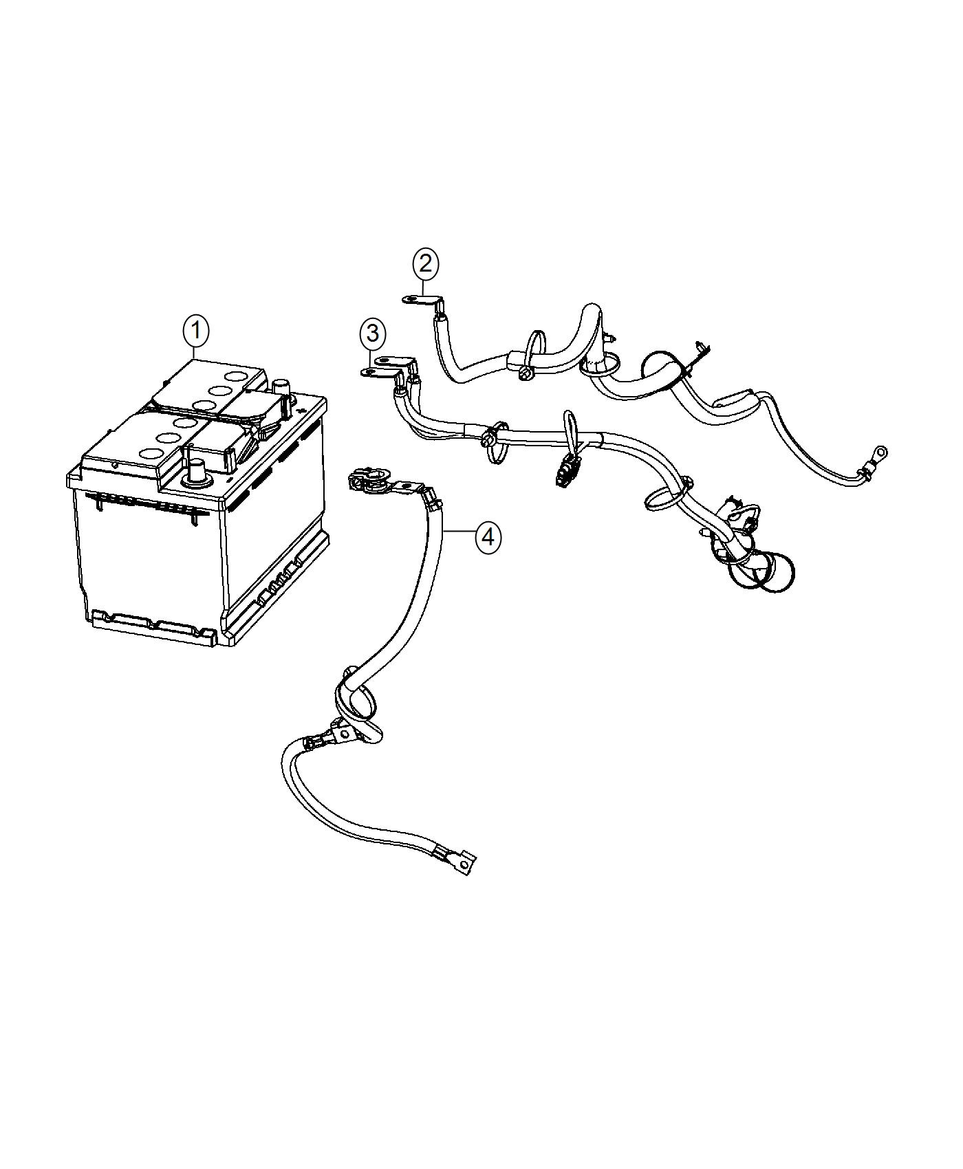 Dodge Dart Wiring Battery Feed