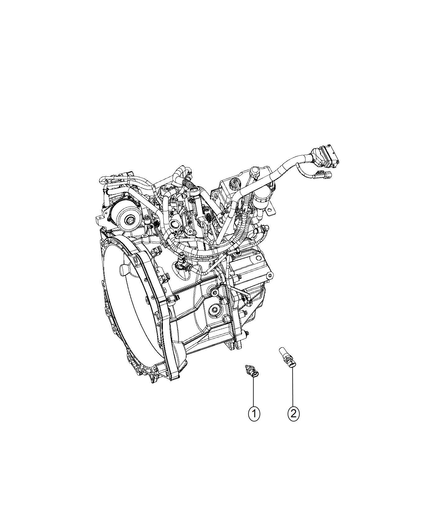 Ram Sensor Switch M40 Trans Trim No