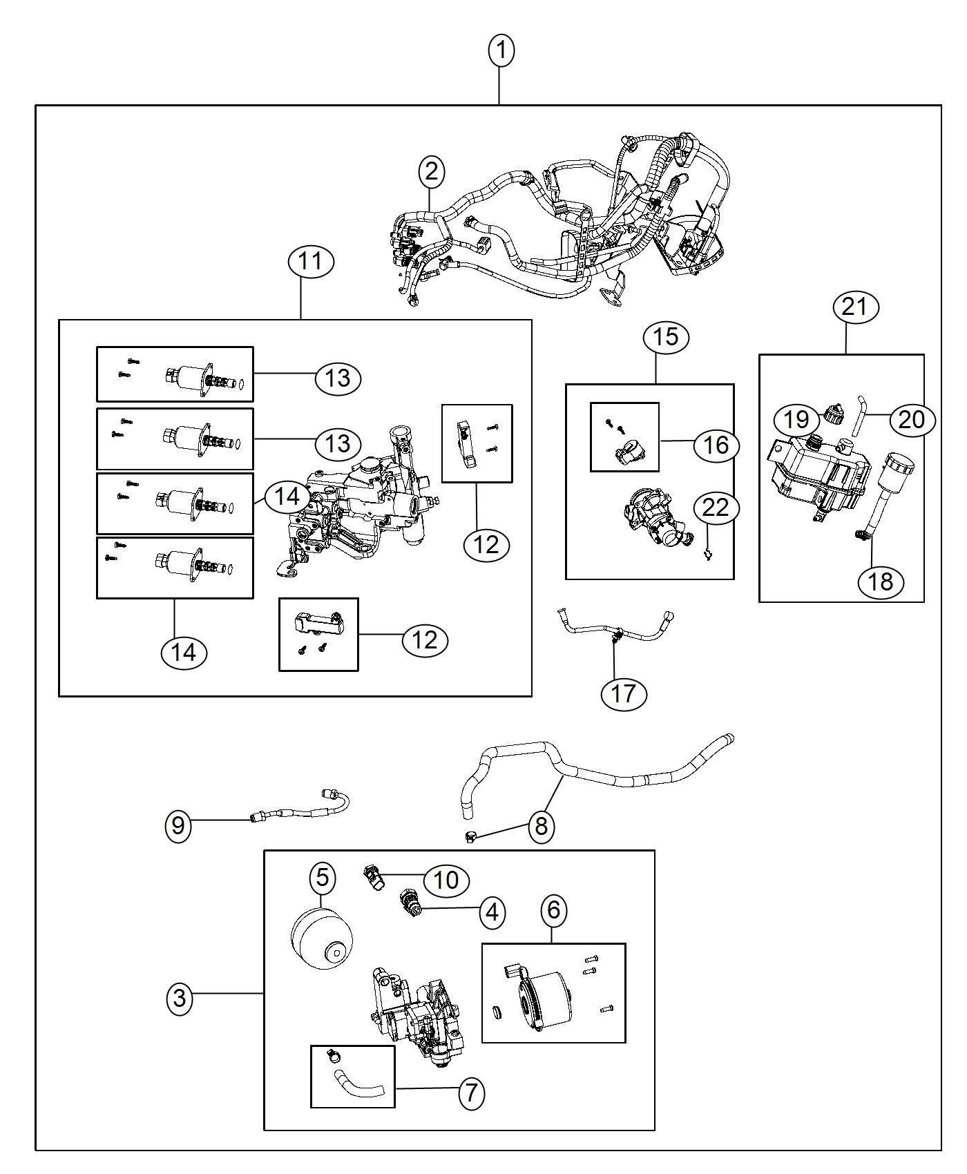 Ram Sensor Position Trim No Description Available