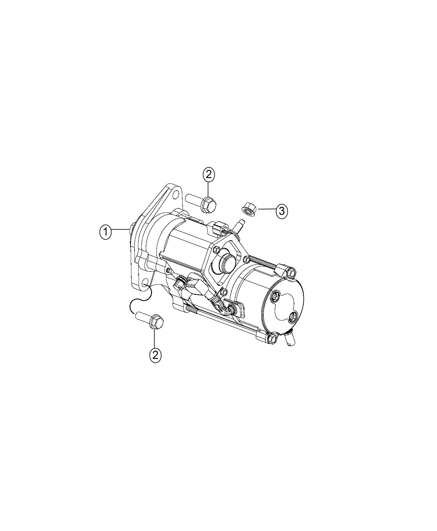Dodge Viper Starter Engine Maintenance Starters