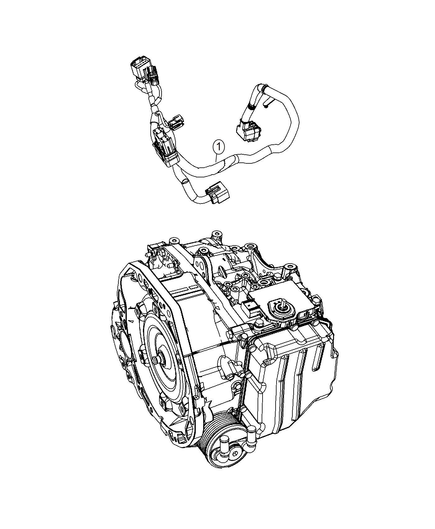 Fiat 500c Wiring Transmission