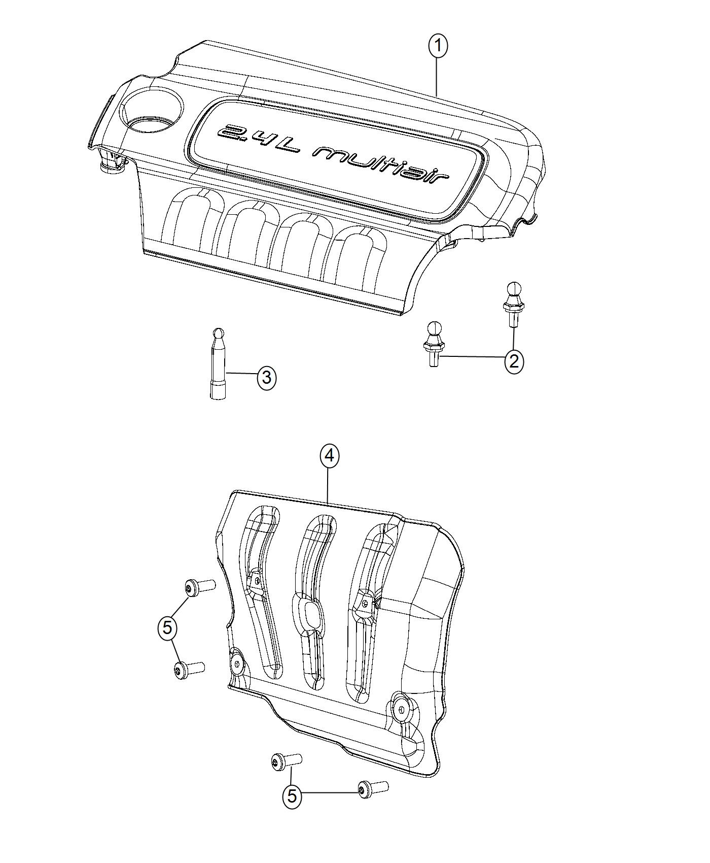 Ram Promaster City Cover Engine Aftermarket T Case