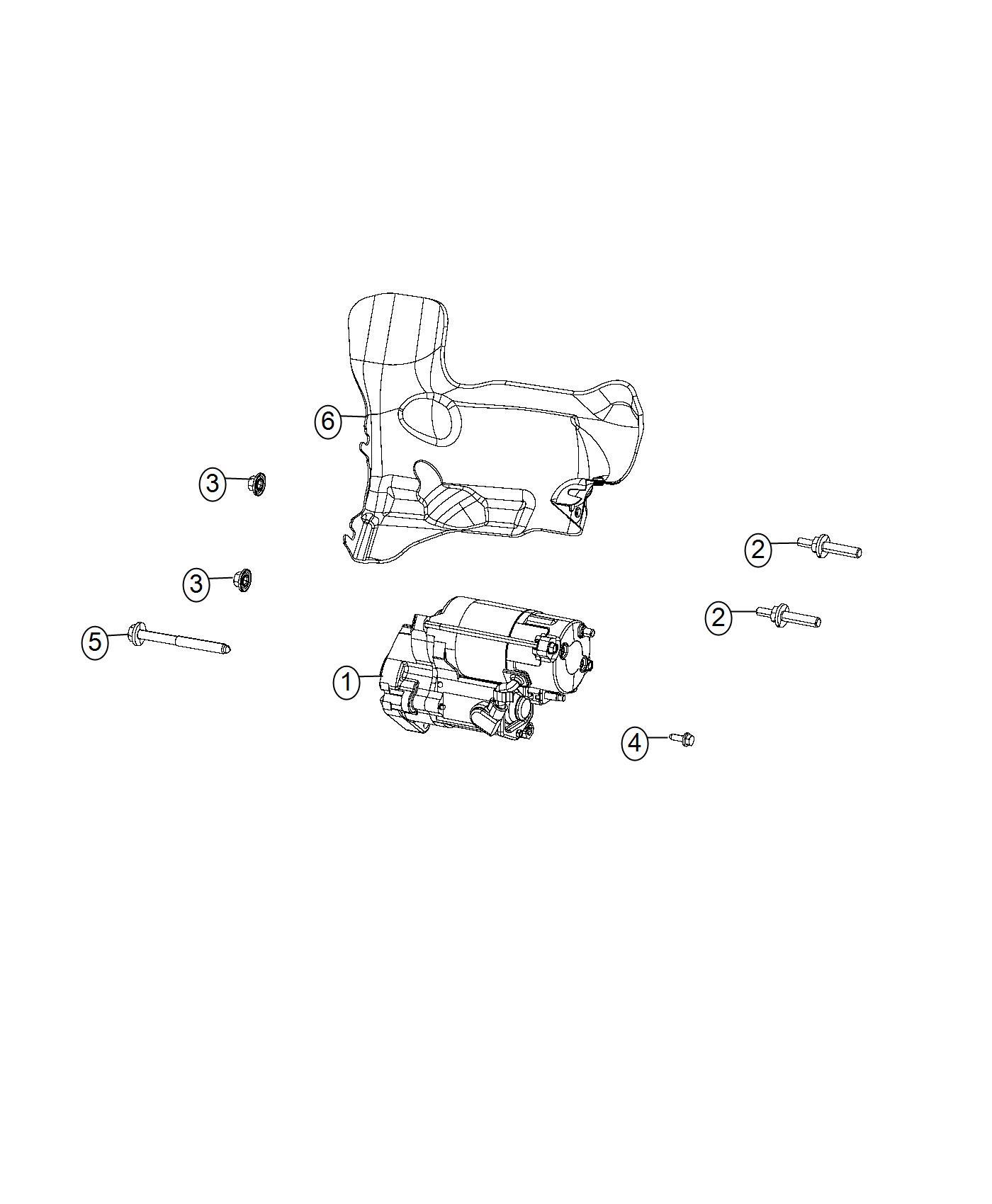 Dodge Challenger Starter Engine Related Starters