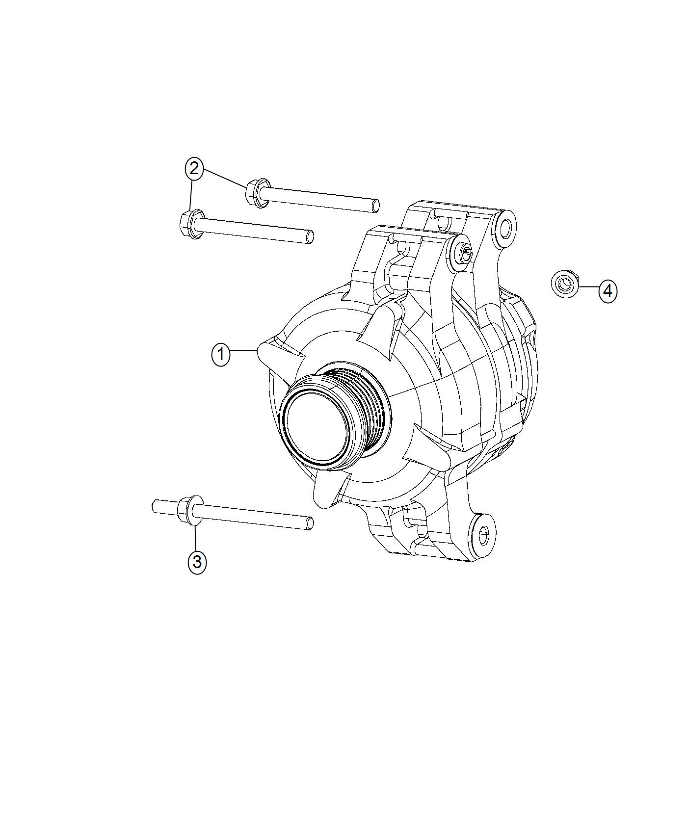 jeep grand cherokee generator engine 220 amp alternator