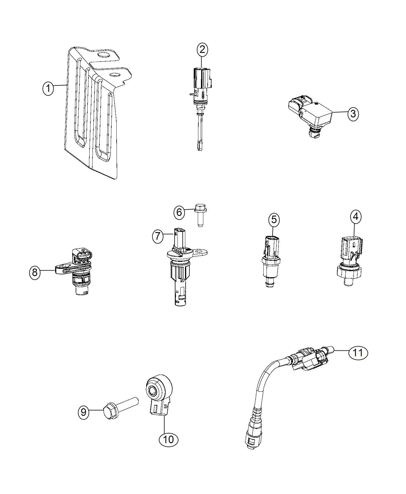 Ram Used For Sensor And Tube Pressure Fuel Dfk