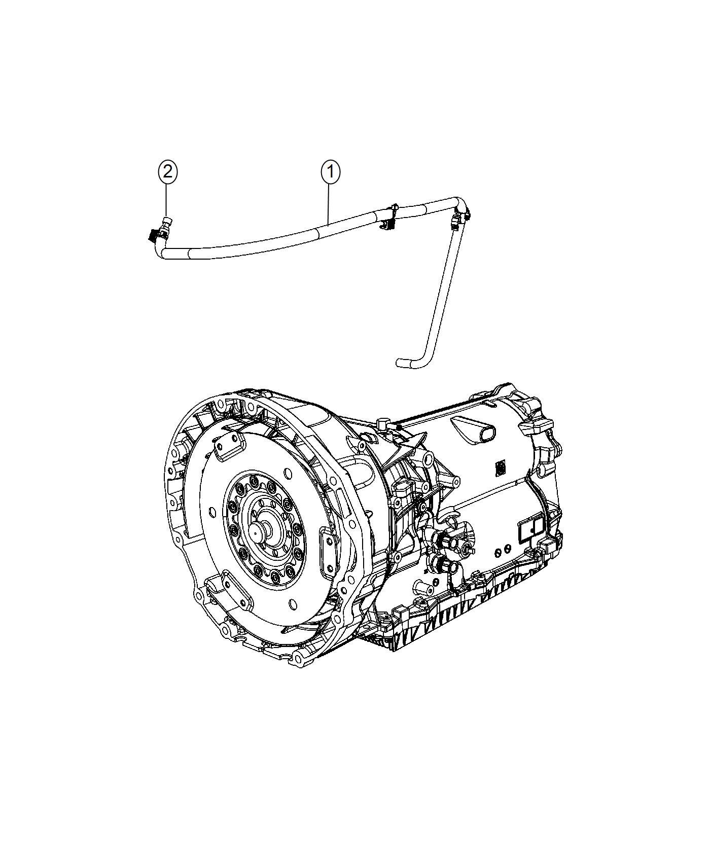 Jeep Grand Cherokee Vent Transmission Vents Sensors