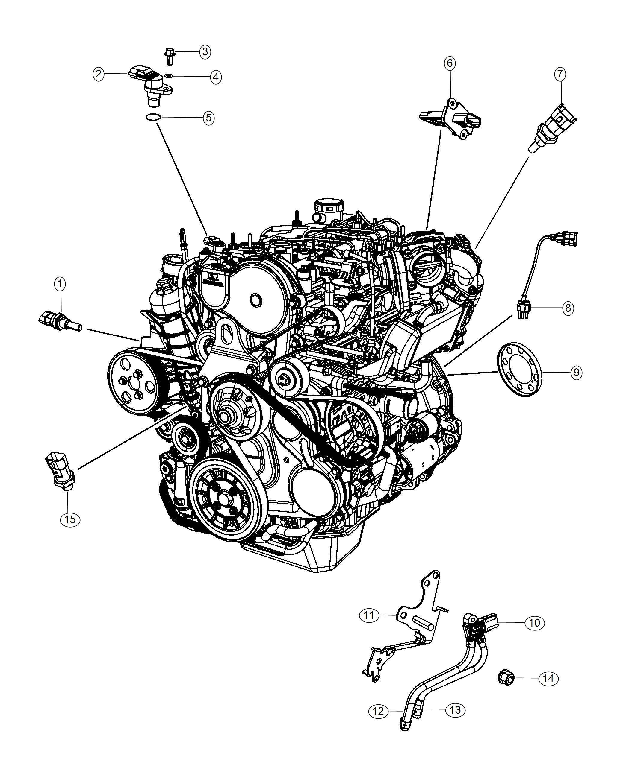 Ford Aspire Engine Diagram