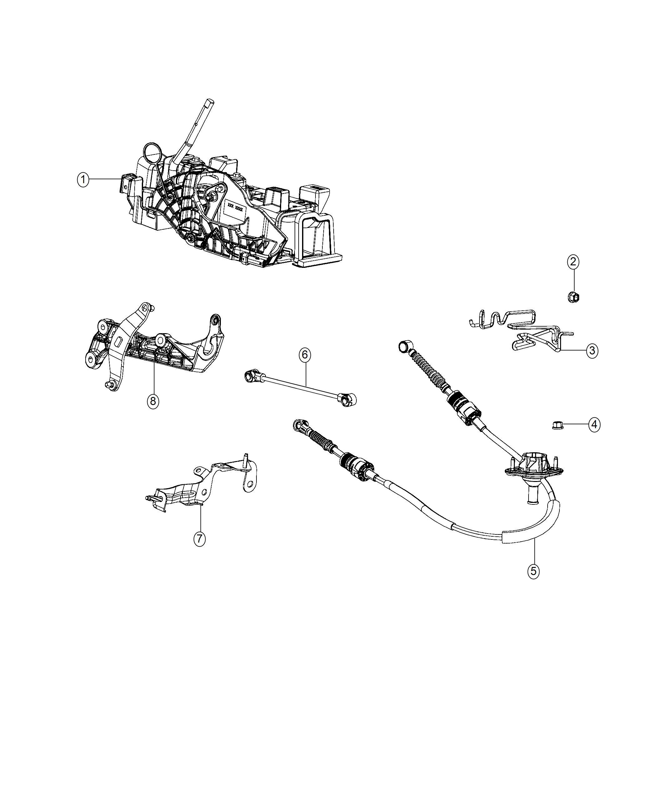 Jeep Wrangler Rod Connecting