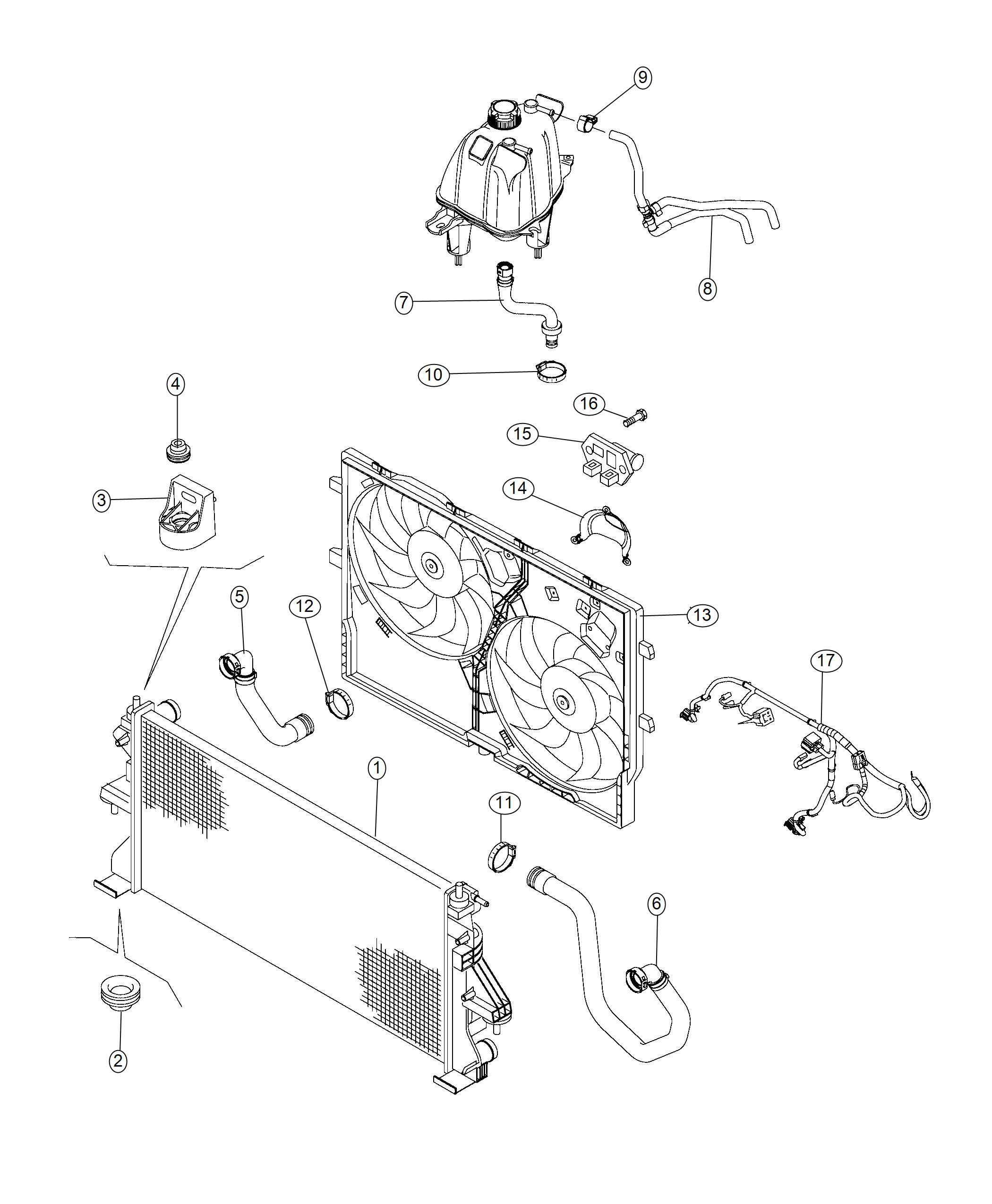 Ram Resistor Radiator Fan Air Conditioning