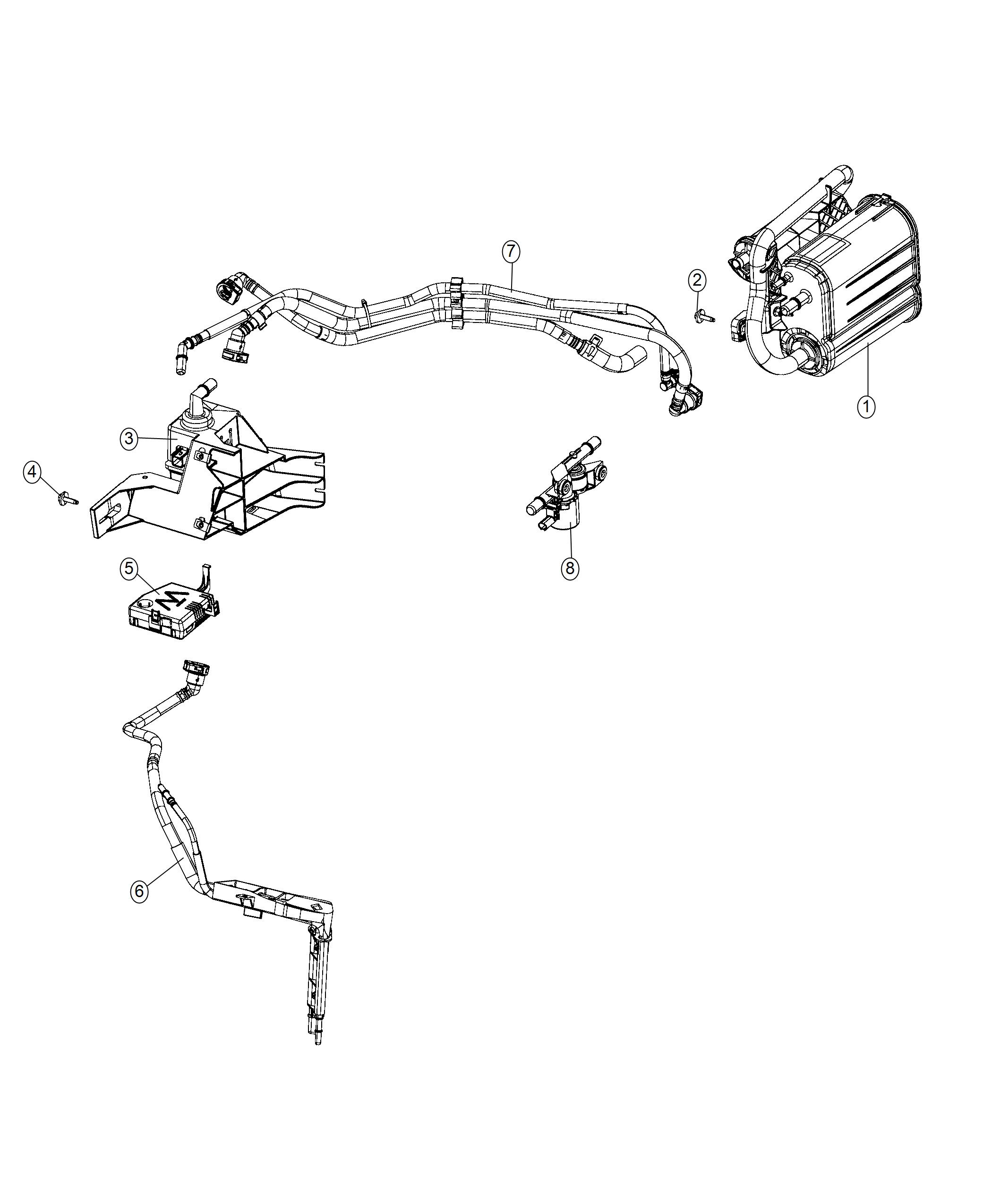 Chrysler Pacifica L Hybrid Vent Do Not Use Use