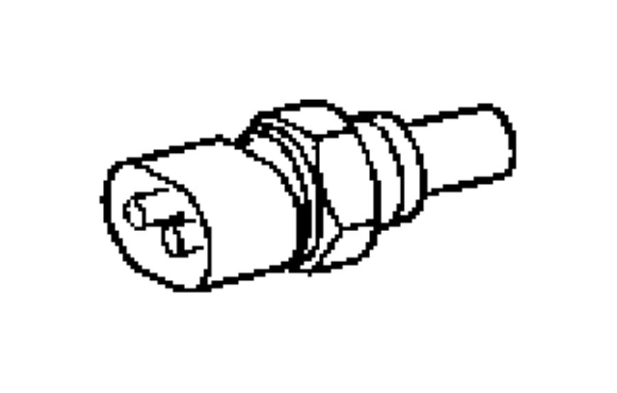 Dodge Ram Sensor Oil Temperature Location