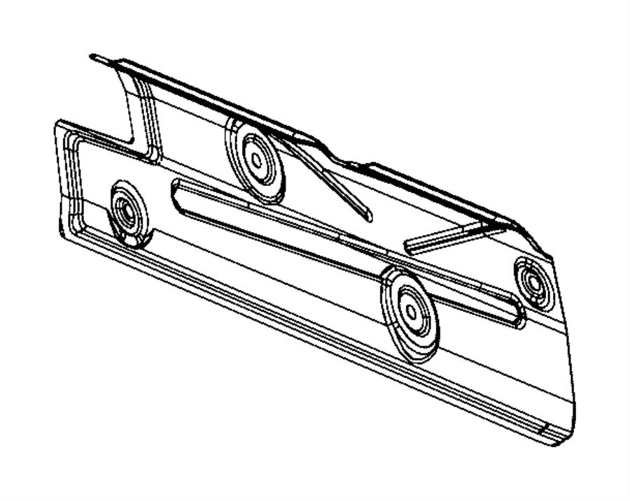 2005 Dodge Caravan Fuel Tank Parts Diagram