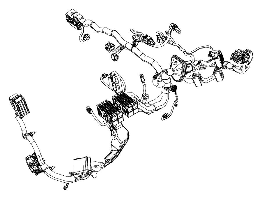 Jeep Cherokee Wiring Dash High Intensity Discharge
