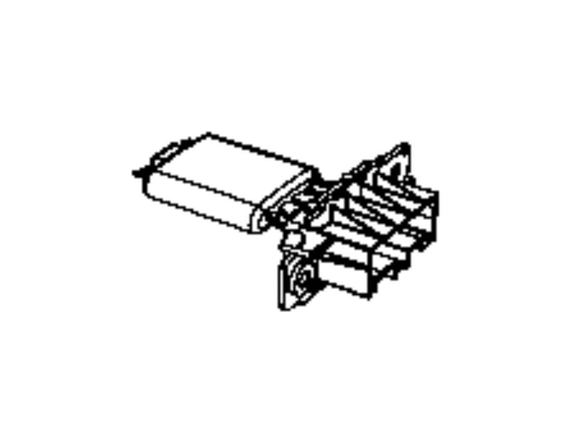 Ram Promaster City Wagon Slt Resistor Blower Motor