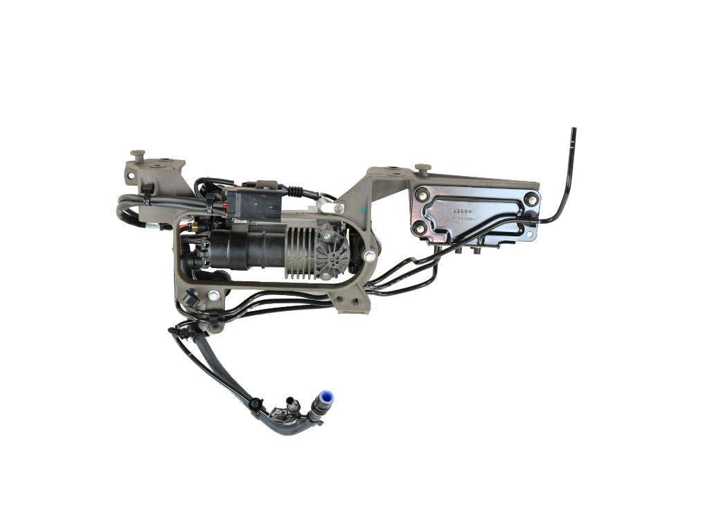 Air Suspension Compressor Diagram
