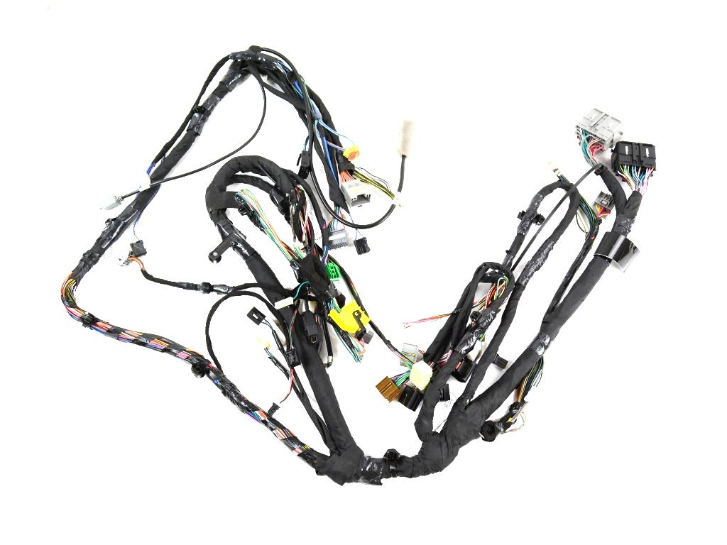 Jeep Compass Wiring Instrument Panel Export Uconnect