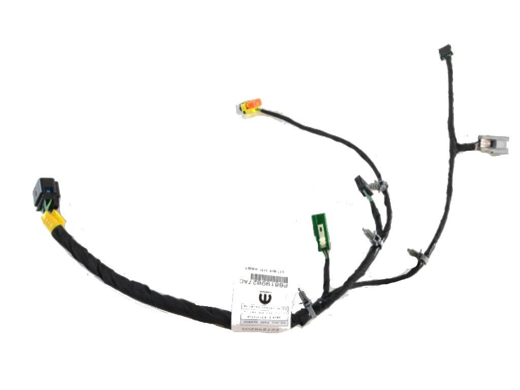 Dodge Dart Wiring Seat Back Driver Side Front Power