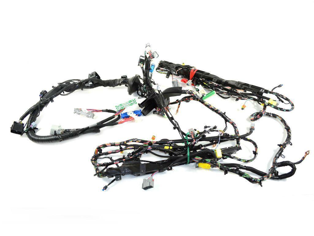Ram Wiring Body