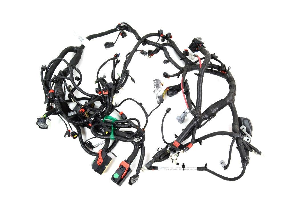 Ram Wiring Used For Engine And Transmission 160