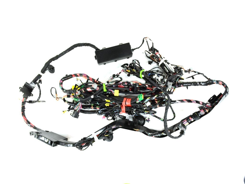 Dodge Charger Wiring Body Interior Rear Assist