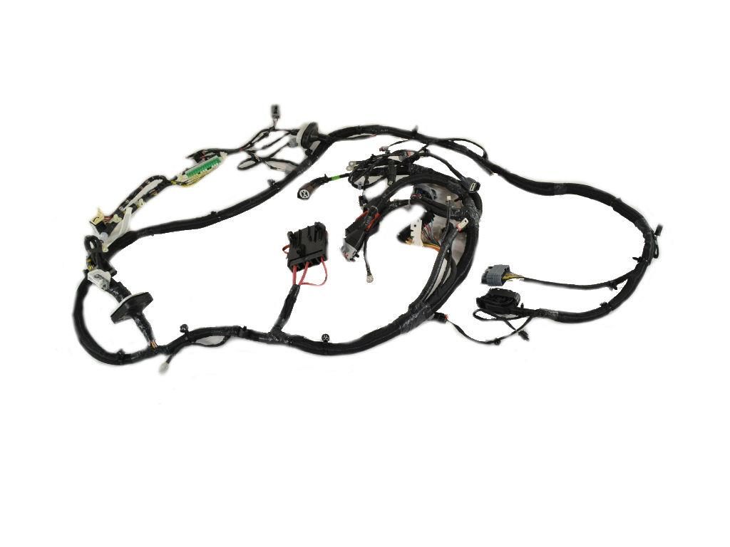 Dodge Durango Wiring Headlamp To Dash Standard Duty