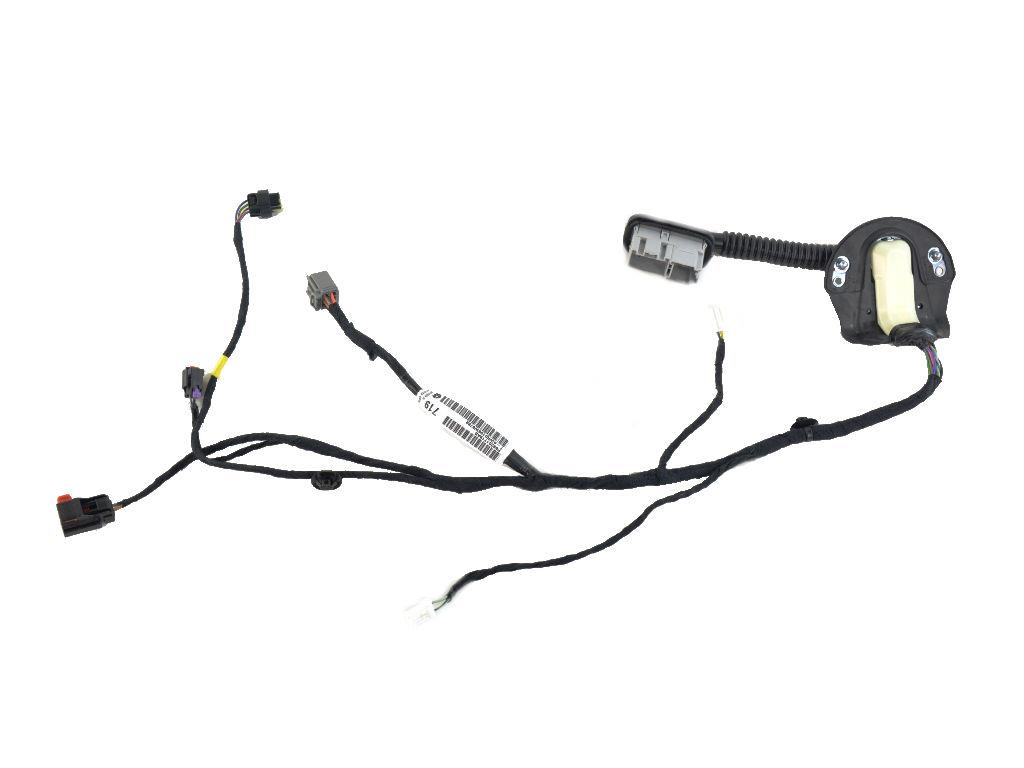 Jeep Grand Cherokee Wiring Rear Door Left Speakers